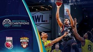 Brose Bamberg v Telenet Giants Antwerp - Highlights - Basketball Champions League 2018-19