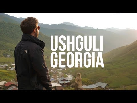 USHGULI, GEORGIA: EUROPE'S HIGHEST SETTLEMENT (TRAVEL GEORGIA)