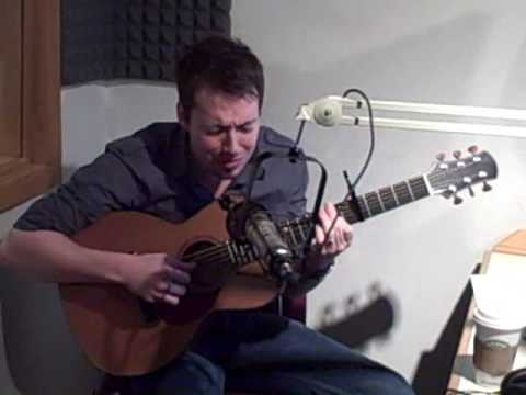 Warren Barfield - Love Is Not A Fight (acoustic)
