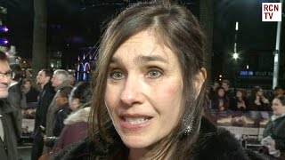 Juliette Towhidi Interview - Testament of Youth Premiere