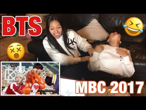[ENG SUB] FRENCH Reaction To BTS @ MBC Music Festival 2017 (GoGo + Mic Drop) L 4KPOP