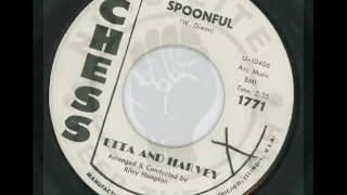 ETTA AND HARVEY - Spoonful - CHESS