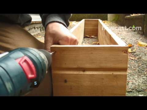 How To Make A Window Planter