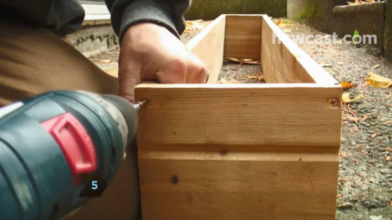 medium resolution of how to make a window planter