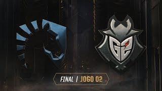 MSI 2019: Final | Team Liquid x G2 Esports (Jogo 2) (19/05/2019)