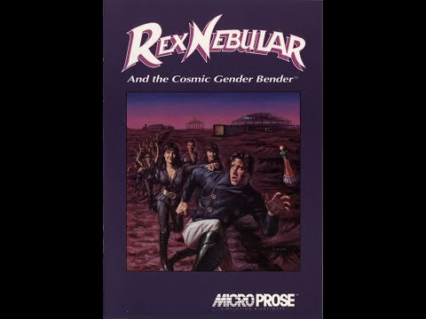 Rex Nebular and the cosmic gender bender * Español * Intro |