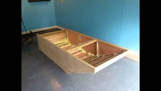 Homemade Boat From Scratch (easy Summer Project)