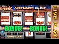 IGT MONTE CARLO CASINO - RED HOT FUSION