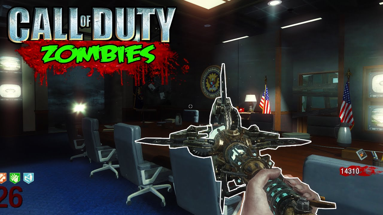 Black Ops Zombies Five Ultimate Staffs Mod Call Of Duty Zombies Weapon Mod Gameplay Youtube