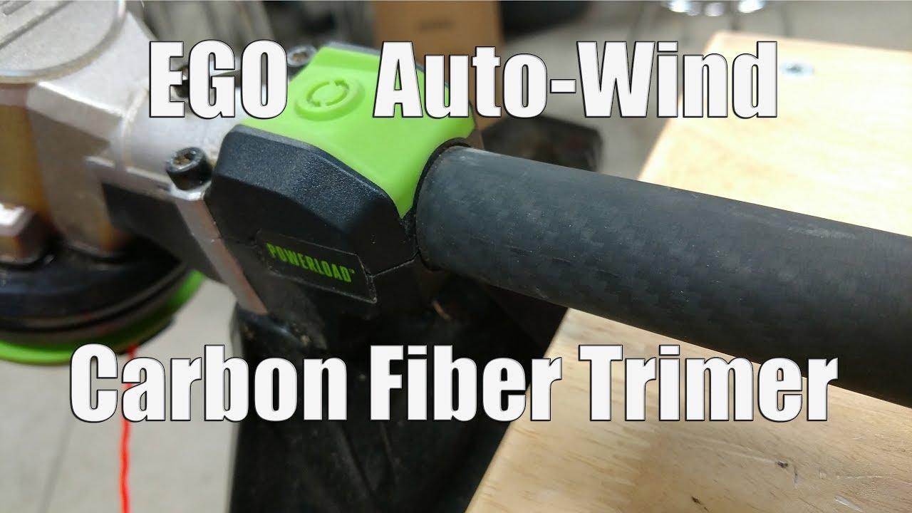 outlet store official shop latest EGO 56-Volt Cordless 15″ Auto-Wind String Trimmer with Carbon Fiber Shaft |  Model ST1521S