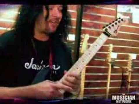 TMNTV - NAMM 2008 - Charvel Guitars