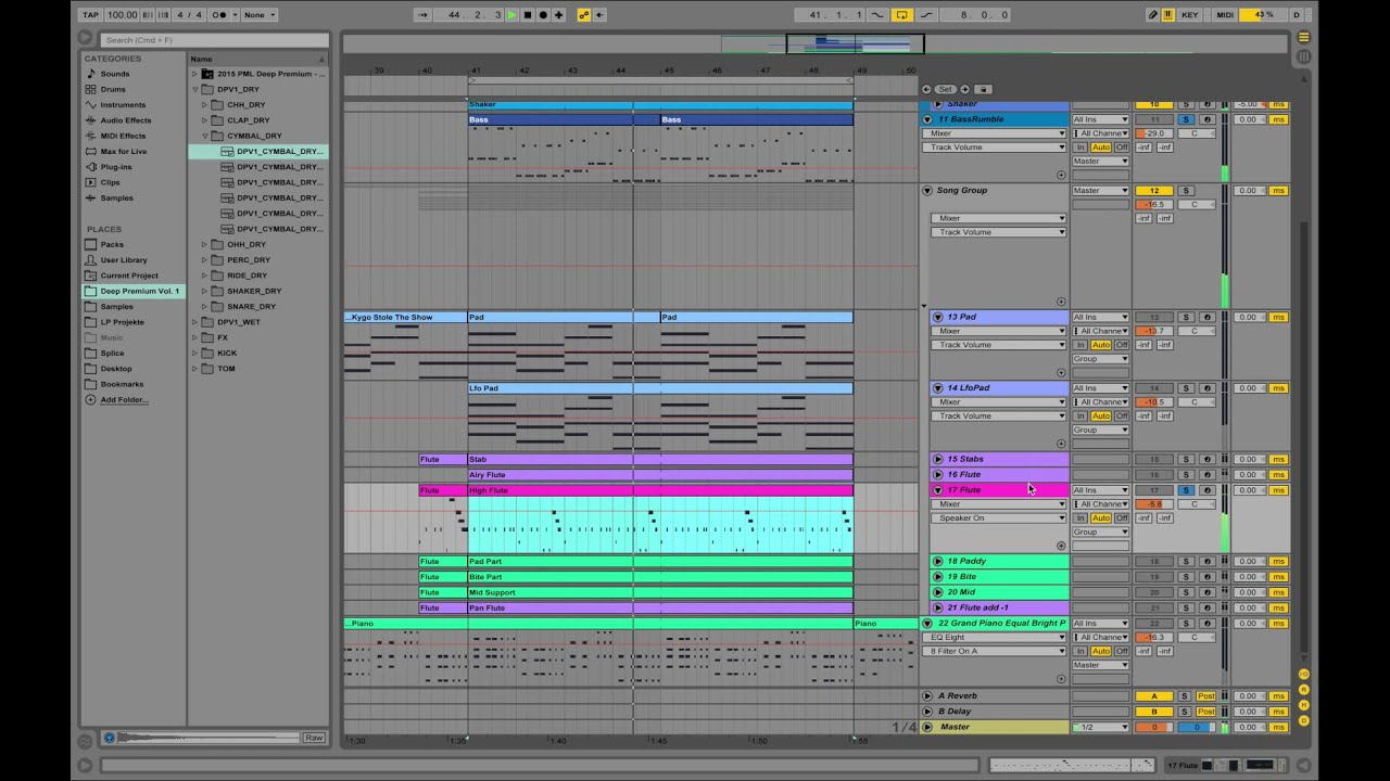 how to add massive to ableton