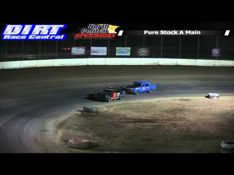 North Central Speedway 5 24 14 Pure Stock Races