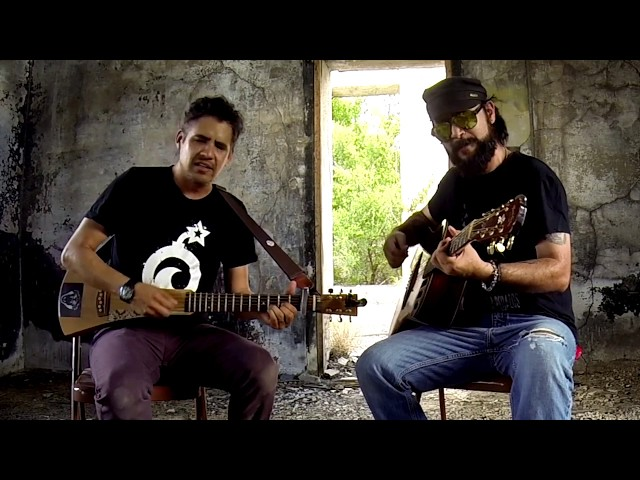 Casa sin habitar - Tom Waits cover acoustic (The house where nobody lives)