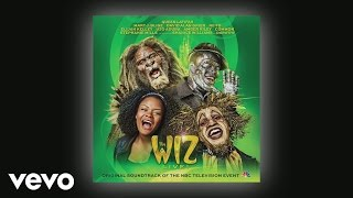 Shanice Williams, David Alan Grier, Original Television Cast of the Wiz LIVE! - Be a Lion