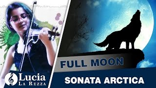 Sonata Arctica - Fullmoon (Violin Version)