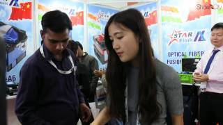 25th Convergence India 2017, Pragati Maidan, New Delhi, India