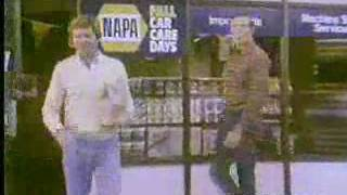 A Napa Auto Parts Ad   Commercial