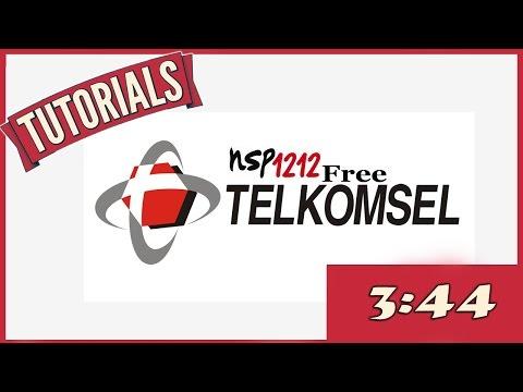 Tutorial Cara mendapatkan NSP Telkomsel Gratis