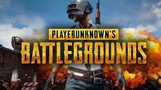 PlayerUnknowns Battlegrounds - УБИЛ в РУКОПАШНУЮ :) #1