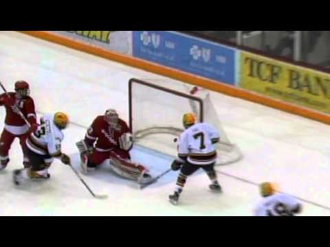 Highlights: Gophers top Wisconsin, win MacNaughton Cup