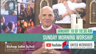 [GNJUMC] The Epiphany Service on January 10, 2021
