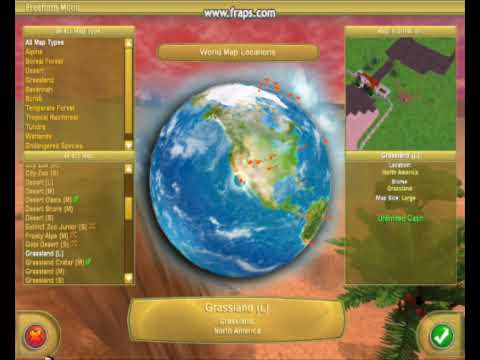 Zoo Tycoon 2 Walking with Beasts intro
