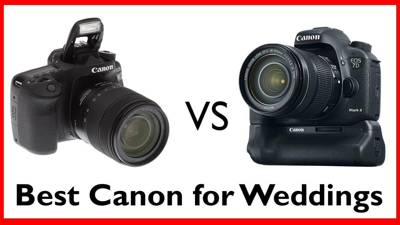 7d Wedding Photography: Best Canon DSLR For Wedding Photography India