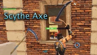 *FREE* How to get The Scythe/Reaper axe Fortnite battle royale