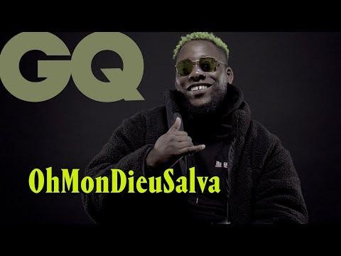 Youtube: Les punchlines de OhmondieuSalva: Ninho, Alonzo, Aya Nakamura… | GQ