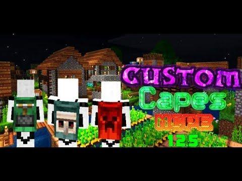 Minecraft 64x32 Custom Cape - 0425