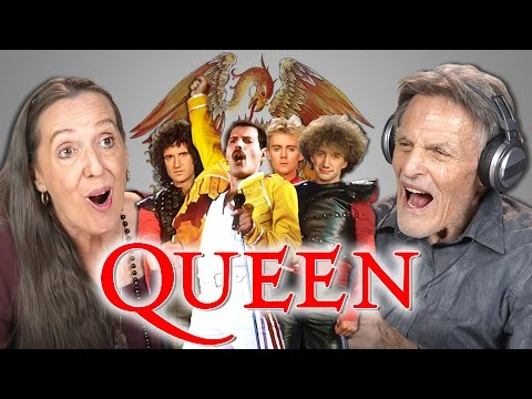 Thumbnail: ELDERS REACT TO QUEEN