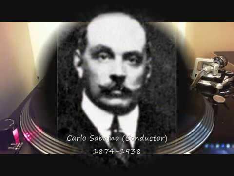 78 RPM - La Scala Milan - Bella Figlia Dell'amore (1928)