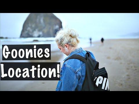 On The Goonies Film Location | Ashley Nichole