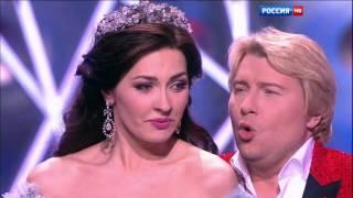 Ксения Дежнева и Николай Басков   Призрак оперы Новогодний Голубой огонёк 2016