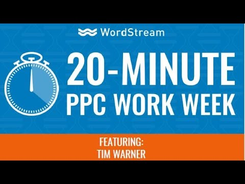 The 20-Minute Work Week