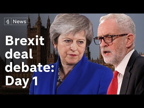 Brexit deal debate