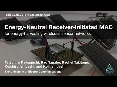 ENRI-MAC for Wireless Sensor Networks with Energy Harvesting