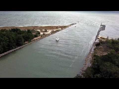 Fishing Chesapeake Bay with Danny Crabbe - Oct 13, 2017