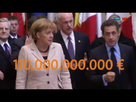 Die Eule Der Minerva Auf Dem Griechischem Euro Youtube