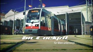 Im Cockpit: Straßenbahn