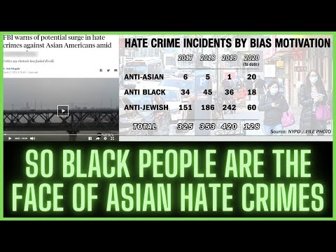 |NEWS| So Black People Are To Blame For Anti-Asian H-Crimes Happening In America?