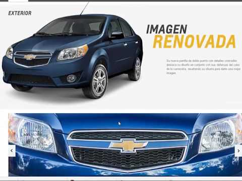 Aveo 2017 Chevrolet Youtube