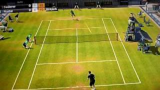Virtua Tennis 2009 - PS3 - Portugues.