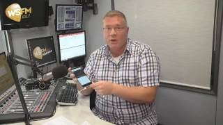 Jason Staveley Giving Away The LG Stylus DAB+  | WS FM101.7