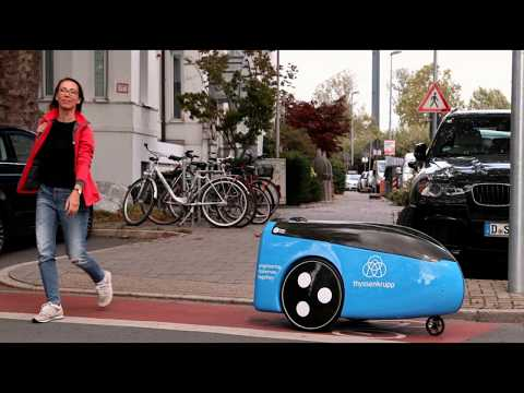 6 Cool Driverless Delivery Robots For delivering Food