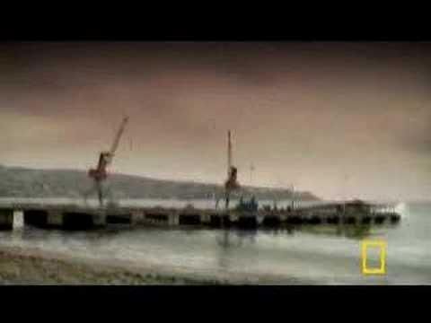 Tsunami en Valparaiso