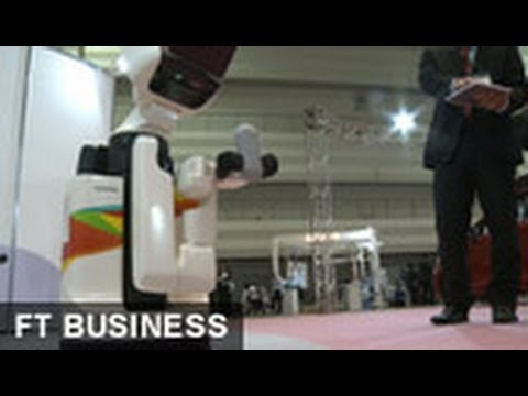 Robots for rehabilitation | FT Business