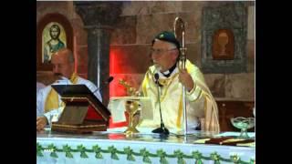 القداس السرياني الكاثوليكي بصوت المطران بطرس موشي في الموصل
