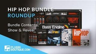 Top Hip Hop Plugins - PluginBoutique Hip Hop Plugins Bundle